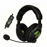 Turtle Beach Ear Force X12 Amplified Stereo Gaming Headset - Xbox 360 and PC