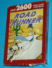 Road Runner - Atari 2600