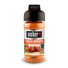 Weber Garlic Sriracha Seasoning - 3.9 oz