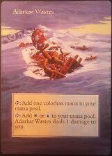 Landes d'Adarkar Altérées - Altered Adarkar Wastes - Magic mtg