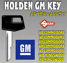 Holden Key Blank suits VB VC VH VK VL HZ WB Commodore