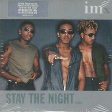 IMX Stay the night (US, 2 versions, 1999)  [Maxi-CD]