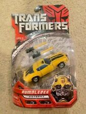 TRANSFORMERS: BUMBLEBEE! DELUXE CLASS! Sealed! Autobot. 2006.
