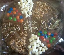 12 inch Chocolate Pizza Personalised