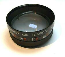 Yashikor AUX Telephoto 1:4 lens screw in type Yashica Y003