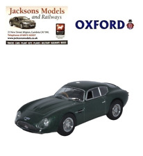 Oxford AMZ001 Aston Martin DB4GT Zagato 2 VEV Metallic Green 1:43 Scale