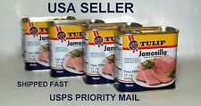 Puerto Rico Tulip Luncheon Meat Jamonilla Sandwich Spread Spanish Cooking Food4b