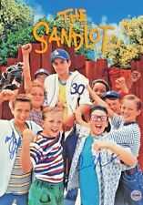 Cast Signed Signed 11x17 Photo Sandlot Dimattia York Leopardi Obedzinski