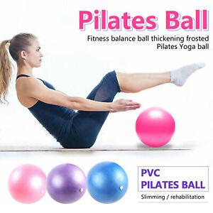 25cm Yoga Ball Exercise Pilates GYM Home Fitness Balance Ball ML