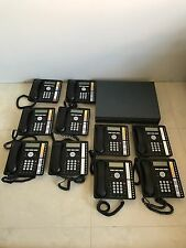 AVAYA IP Office 500 V2 Control Unit With 10x Avaya 1416 Telephones