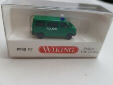 1/160 Wiking N-Spur VW T4 Polizei 0935 07