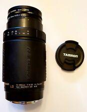 Tamron AF 70-300mm f/4.0-5.6 LD AF Model 372D Tele-Macro1:3.8 Lens For Minolt