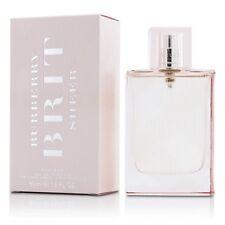 Burberry Brit Sheer EDT Spray 50ml Women's Perfume