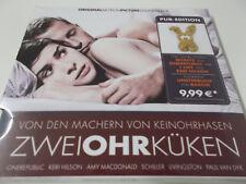 ZWEIOHRKÜKEN - 2009 SOUNDTRACK CD ALBUM - NEU - LIMITED PUR EDITION (ECOPAK)