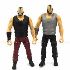 2 x DC Comics bane 3.75in. Action Figure Batman the dark knight rises Toys FW242