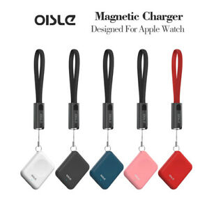 Portable Magnetic Wireless Charger Dock Charging Cable For Apple Watch 5/4/3/2/1