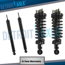 All (4) New Front & Rear Complete Strut Assembly & Shock Absorber Ford Crown Vic
