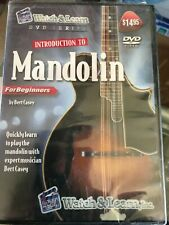 Introduction to Mandolin for Beginners by Bert Casey (DVD)