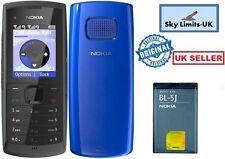 NUOVA condizione Nokia X1-01 Dual SIM Blu & Nero Sbloccato Telefono Cellulare marca GSM