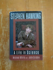 Stephen Hawking : A Life in Science--Michael White and John Gribbin (1992, HB)