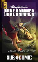 MIKE HAMMER #4 COVER A RONALD (TITAN 2018 1st Print) COMIC