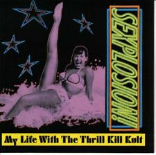 MY LIFE WITH THE THRILL KILL KULT / SEXPLOSION * NEW CD * NEU *