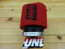 """Uni Universal Angled 2 Stage Pod Air Filter Fits 2 1/2"""" Or 63mm Free Shipping!"""