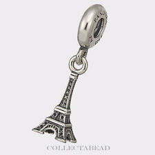 Authentic Pandora Sterling Silver Eiffel Tower Charm Bead 791082