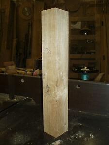 "English Oak wood turning spindle blanks.  50mm (2"") square"
