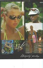 PUBLICITE advertising  2007   OAKLEY   lunettes  solaires                0412013
