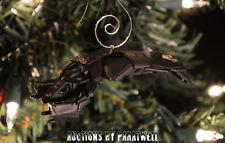 Batman Airplane The BAT TV Show Movie Dark Knight Custom Christmas Ornament 1/64