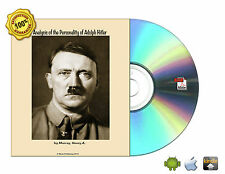 Analysis of the Personality of Adolph Hitler by Murray, Henry A Book On CD
