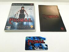 Play Station 2 Spiel Primal Collector's Edition PAL