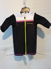 Louis Garneau Women's Course M-2 Tri Cycling Jersey Medium Retail $149.99