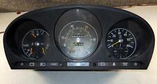 78 79 80 Mercedes W116 300SD Speedometer Instrument Cluster 1165425101
