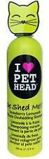 Pet Head Cat Dry Clean Spray Bluberry Muffin Shampoo 450ml