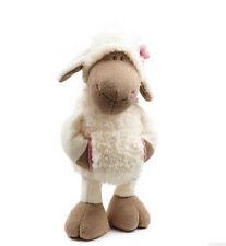 NICI plush toy cute Pocket white Lucy sheep flower lamb stuffed doll gift 1pc
