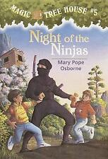 Night of the Ninjas by Mary Pope Osborne (Paperback, 1995)