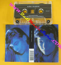 MC BJORK Telegram 1996 england TPLP51CT no cd lp vhs dvd