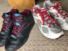 La Gear/new Balance sneakers! Lot Of 2! Size 9!