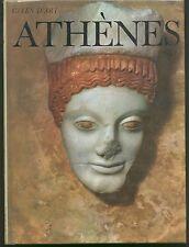 Athenes , cité des dieux  d'Angelo Procopiou- cités d'art / beau volume