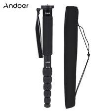 "Professional 61""DSLR Camera Monopod Stand Unipod Stabilizer Walking Stick J5S3"