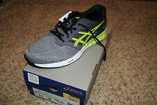 New Asics Gel Men's FizeX Shoes Size 11 Carbon Flash Yellow Black