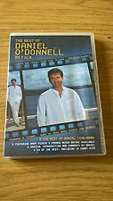 ORIGINAL R2 MUSIC DVD - THE BEST OF DANIEL O'DONNELL ON FILM - MINT CONDITION