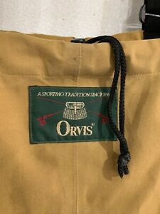ORVIS ~ Clearwater Waders, Size MEDIUM with Suspenders , Breathable