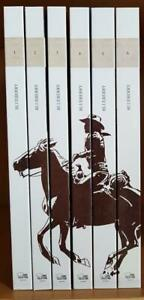 Blueberry Collectors Edition Giraud Egmont Comic Complete Edition 1-6 German
