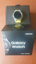 Samsung Galaxy Watch 46mm Silver WIFI Bluetooth GPS HR  ☆Excellent Condition☆