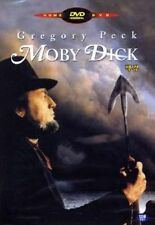 Moby Dick (1956) Gregory Peck DVD *NEW