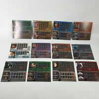 Star Wars Epic Duels Board Game Replacement Parts Instructions Cards Wound Die