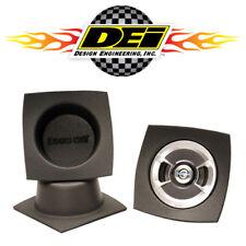 "DEI 050330 Boom Mat Sound System Speakers Vibration Deadening Baffles 6.5"" Round"